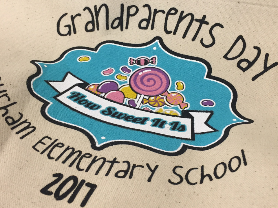 Durham Elementary Grandparents Day