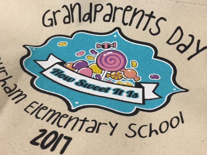Durham Elementary Grandparents Day